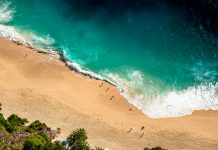 Beste strandweer wereldwijd
