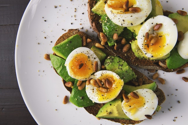 Ontbijten gezond