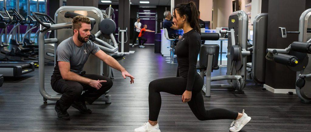 mooie gym in groningen