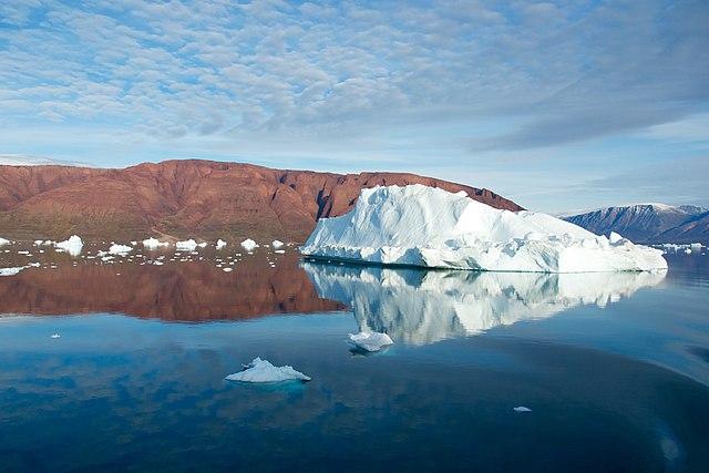 Groenland afgelegen