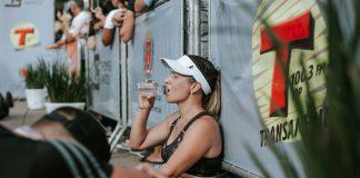 Te veel water drinken risico sport