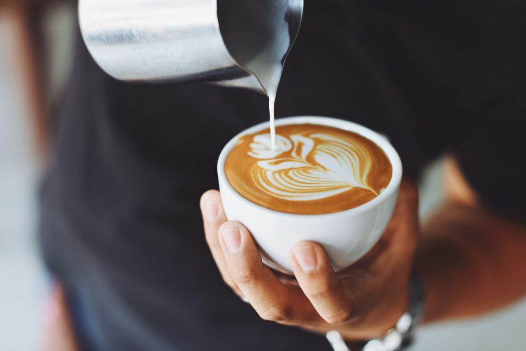 Cafeine slecht tijdens sport