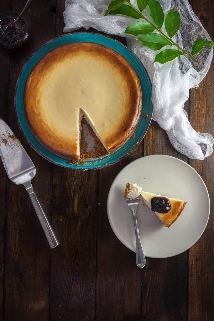 Cheesecake gezonde versie