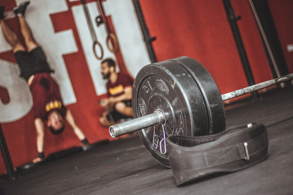 gewichten CrossFit sport fitness