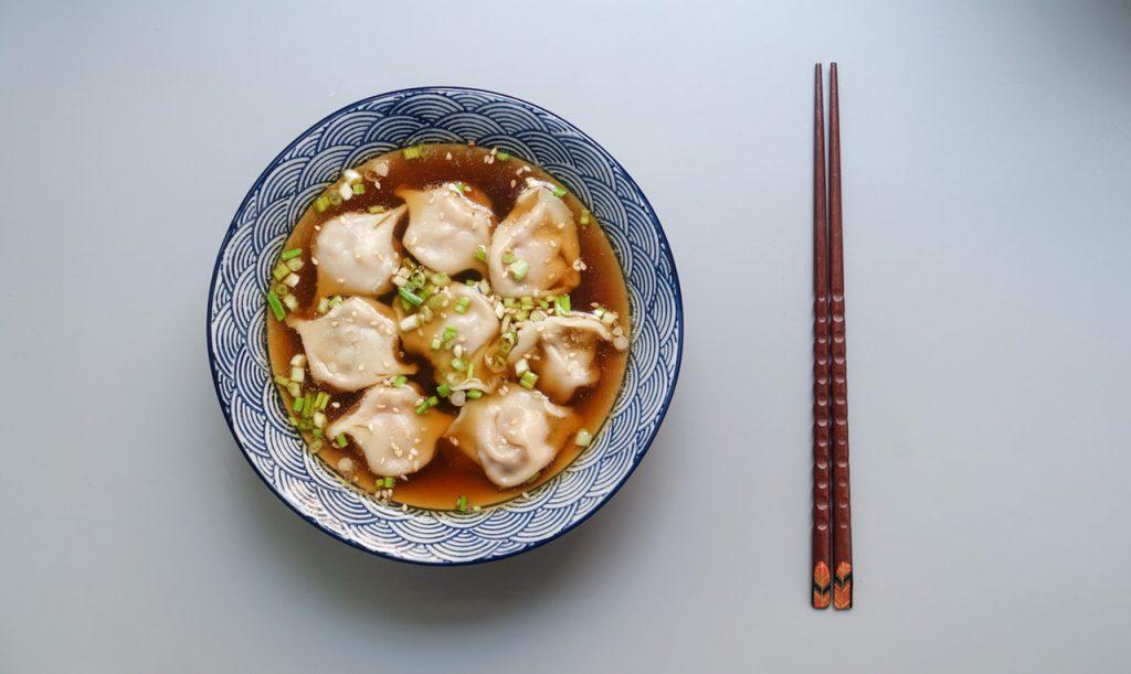 Asiatisch eten
