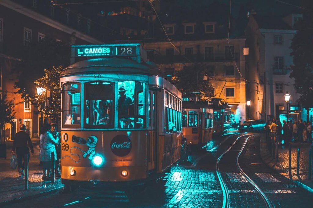 de stad lissabon