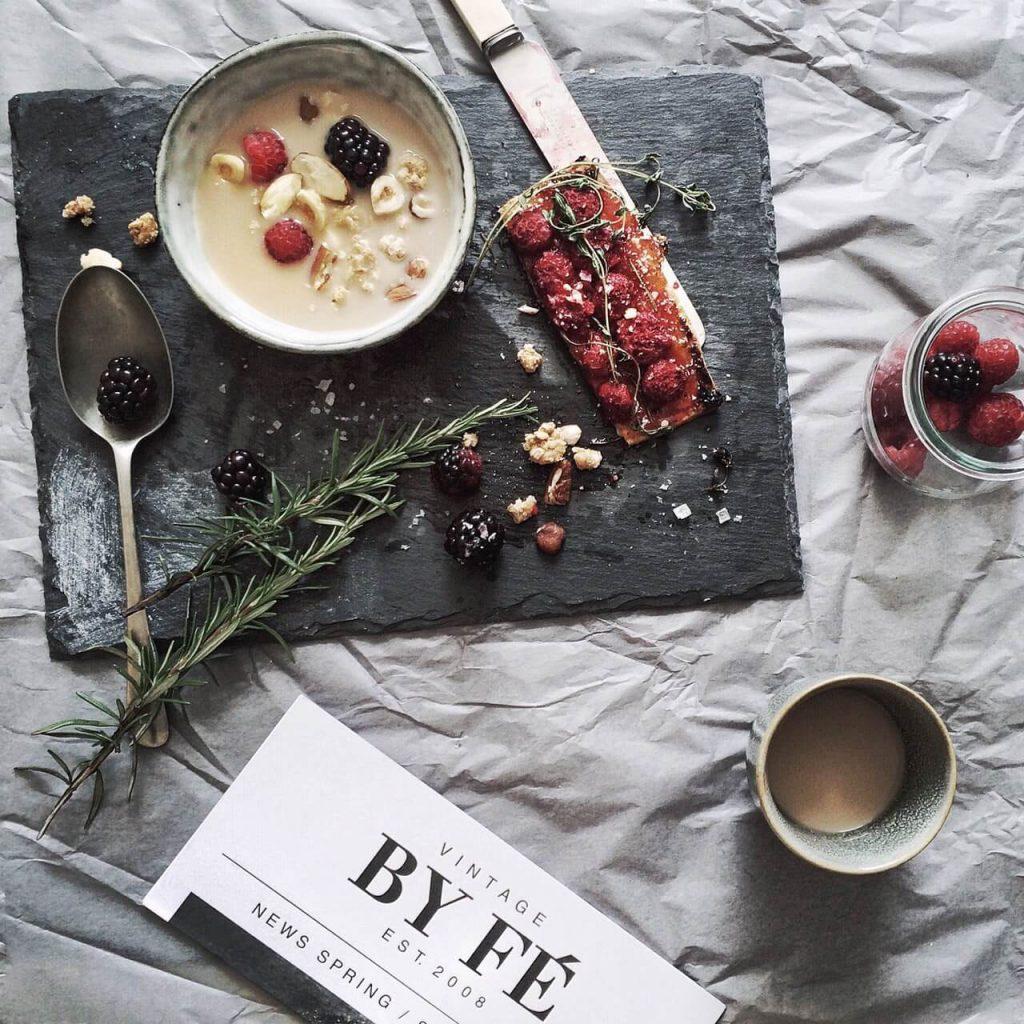 gezond ontbijt met Brinta