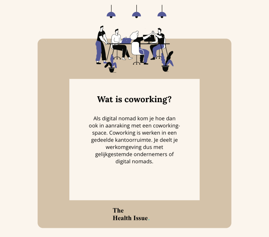wat is coworking infographic