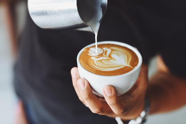 koffie vroeger drugs