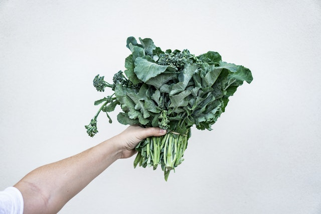 Plantaardig eten